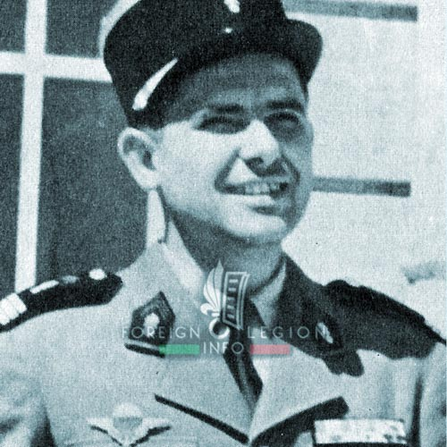 Cie Para - Parachute Company - 3 REI - Foreign Legion Etrangere - 1948 - Jean Vion