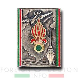 Foreign Legion Transit Company of Saigon - CPLE - Saigon - Insignia