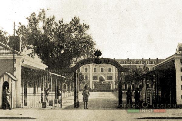 Legion Etrangere - Algérie - Sidi-Bel-Abbès - Quartier Viénot - 1933