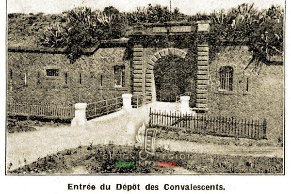 Legion Etrangere - Dépôt de convalescents - Algérie - Arzew - 1935