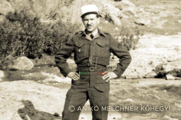 DCRE - Dépôt Commun - Legion Etrangere - Algérie - Saida - Instruction - 1947