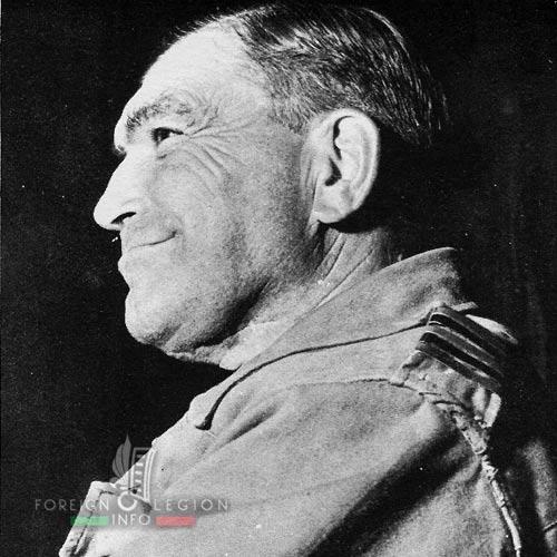 Dien Bien Phu - Legion - 13 DBLE - Lt Colonel - Jules Gaucher - First Indochina War