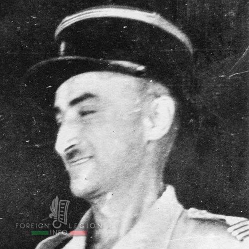 Dien Bien Phu - Legion - 13 DBLE - Major - Paul Pégot - First Indochina War