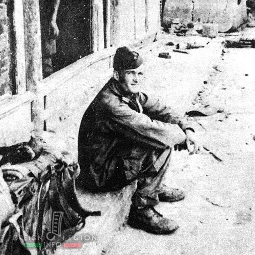Dien Bien Phu - Guy Bourges - 2 REI - 1954 - First Indochina War