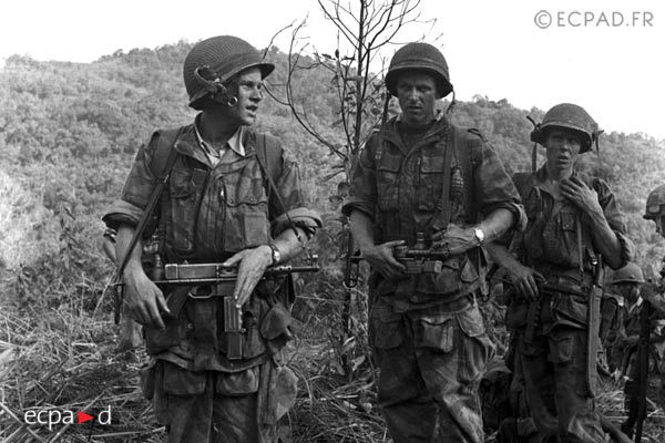 Dien Bien Phu - Legion - 1 BEP - Operation Pollux - 1953 - First Indochina War