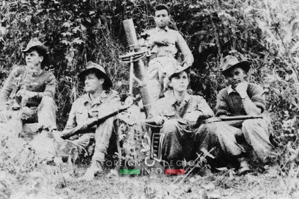 Dien Bien Phu - Legion - 2 CMMLE - First Indochina War