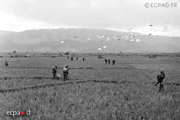 Dien Bien Phu - Operation Castor - 1953 - First Indochina War