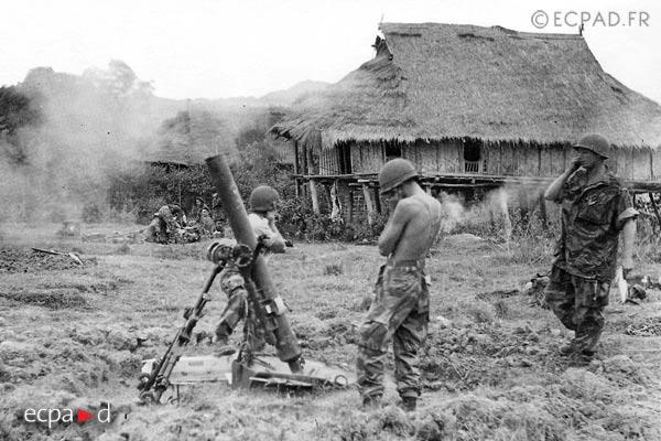 Dien Bien Phu - Legion - CEPML - Operation Castor - 1953 - First Indochina War