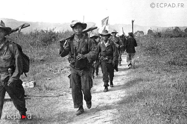 Dien Bien Phu - Tai - Auxiliaries - 1953 - First Indochina War