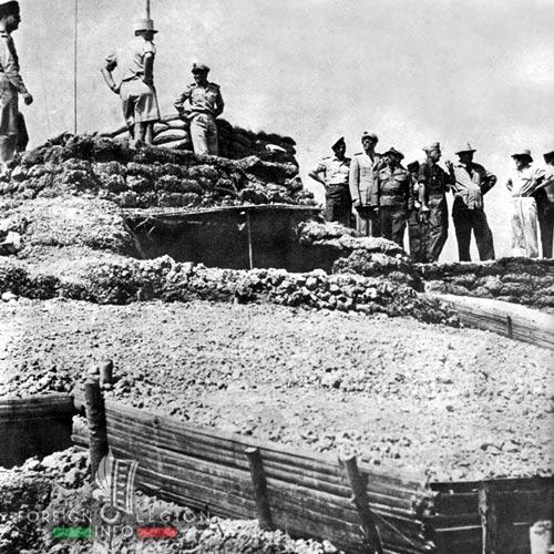 Dien Bien Phu - Beatrice - HQ - 1954 - First Indochina War