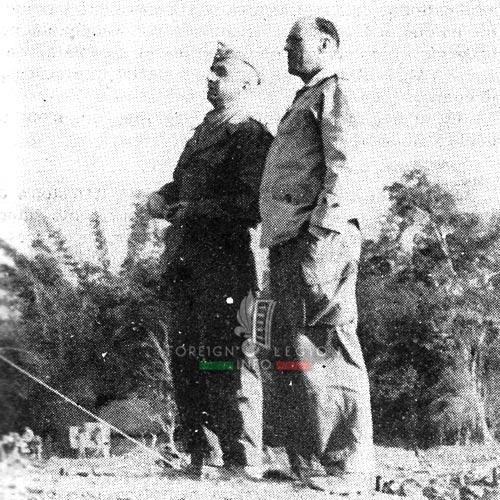 Dien Bien Phu - Colonel - De Castries - Lalande - 1954 - First Indochina War
