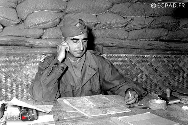 Dien Bien Phu - Colonel - De Castries - 1954 - First Indochina War