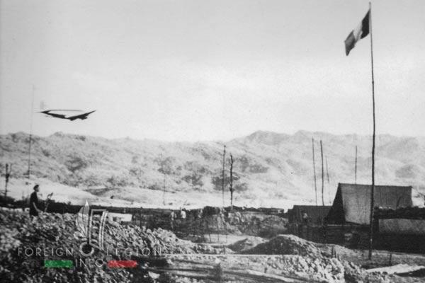 Dien Bien Phu - Camp - 1954 - First Indochina War