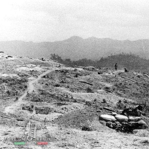 Dien Bien Phu - Eliane 1 - 1954 - First Indochina War