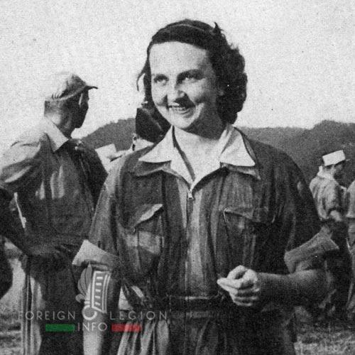 Dien Bien Phu - Genevieve de Galard - 1954 - First Indochina War