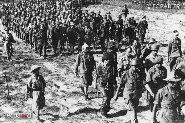 Dien Bien Phu - French Prisoners - 1954 - First Indochina War