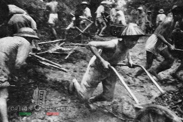 Dien Bien Phu - Viet Minh - 1954 - First Indochina War