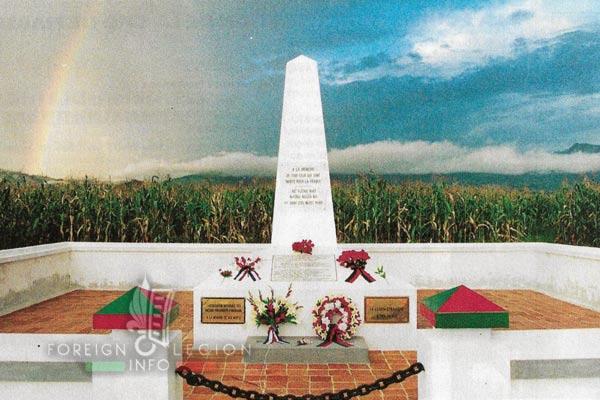 Dien Bien Phu - War Memorial - Monument aux Morts - 1994