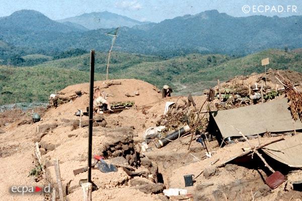 Dien Bien Phu - Gabrielle - 1953 - First Indochina War