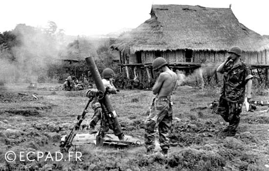 Dien Bien Phu - Operation Castor - CEPML - Indochina - First Indochina War - 1953 - 1954