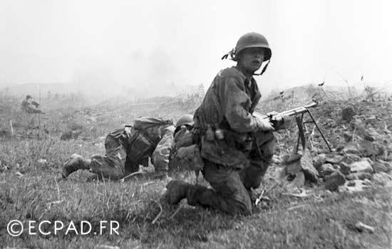Dien Bien Phu - Indochina - First Indochina War - 1954
