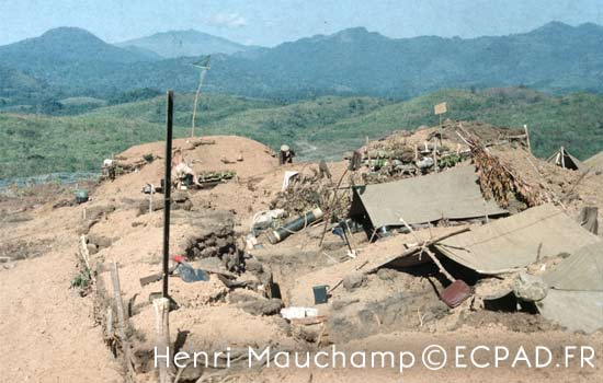 Beatrice - Dien Bien Phu - Indochina - First Indochina War - 1954