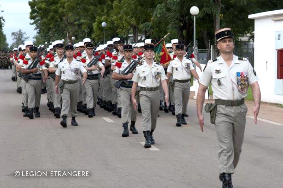 2e REI - 2 REI - Foreign Legion Etrangere - 2011 - Ivory Coast