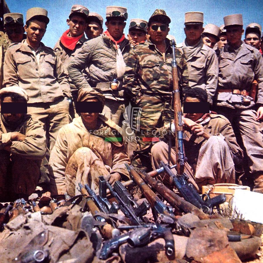 2e REI - 2 REI - Foreign Legion Etrangere - 1960 - Algeria