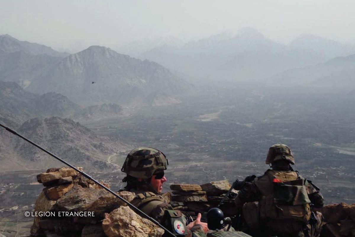 2e REP - 2 REP - Foreign Legion Etrangere - 2011 - Afghanistan
