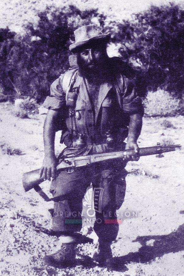 13e DBLE - 13 DBLE - Foreign Legion Etrangere - 1956 - Algeria