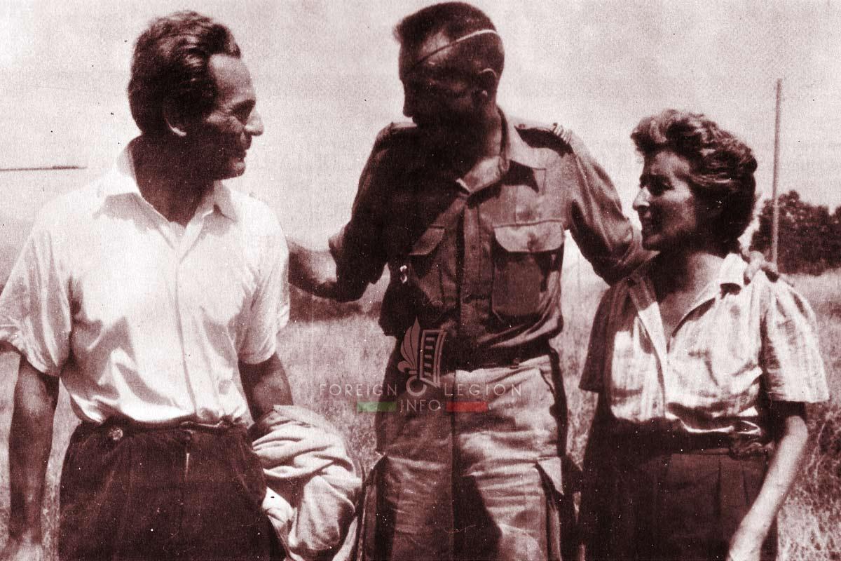 5e REI - 5 REI - Foreign Legion Etrangere - 1959 - Pierre du Bois de Dunilac - Algeria