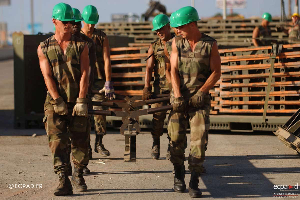 2e REG - 2 REG - Foreign Legion Etrangere - 2006 - Lebanon
