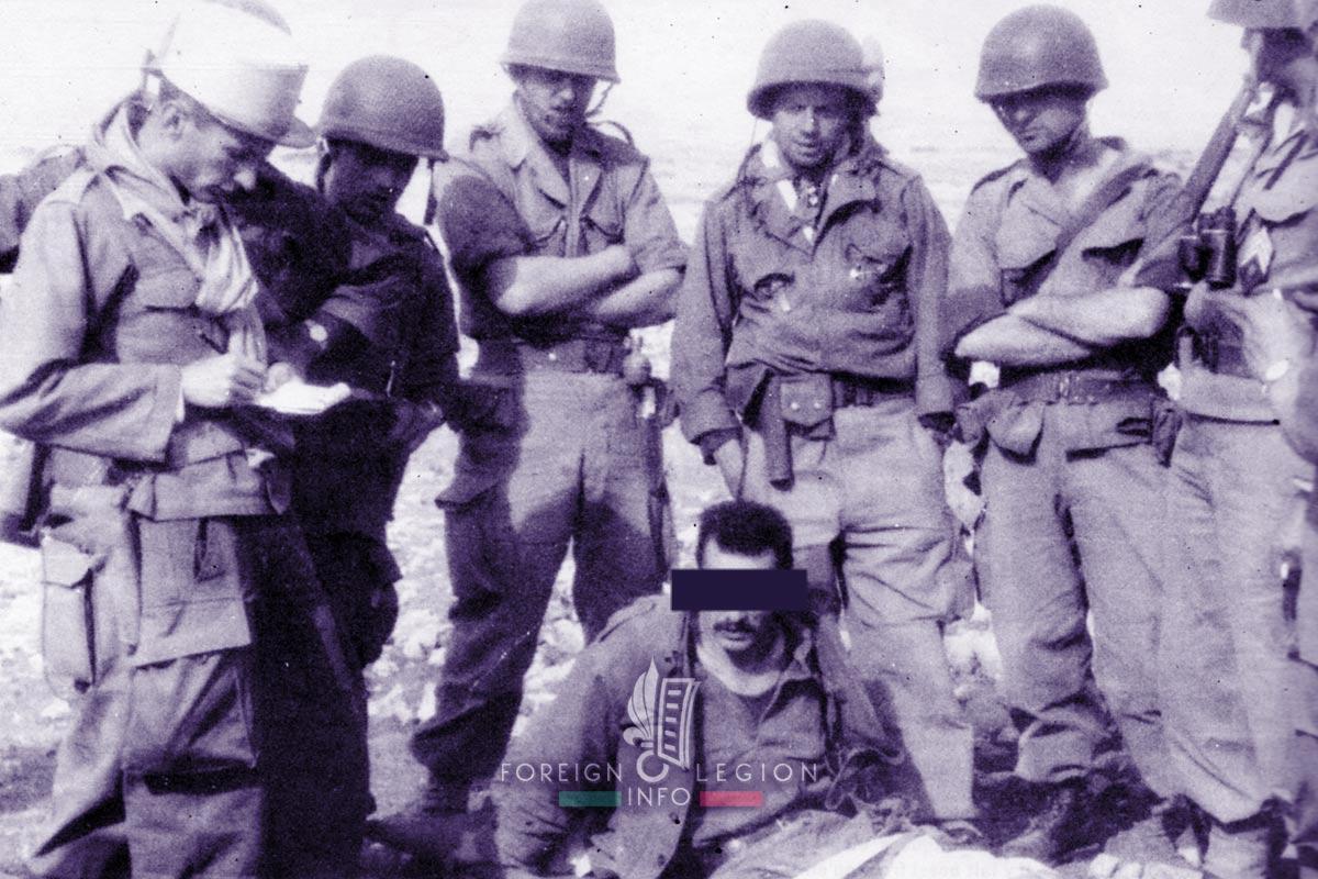 5e REI - 5 REI - Foreign Legion Etrangere - 1956 - Algeria