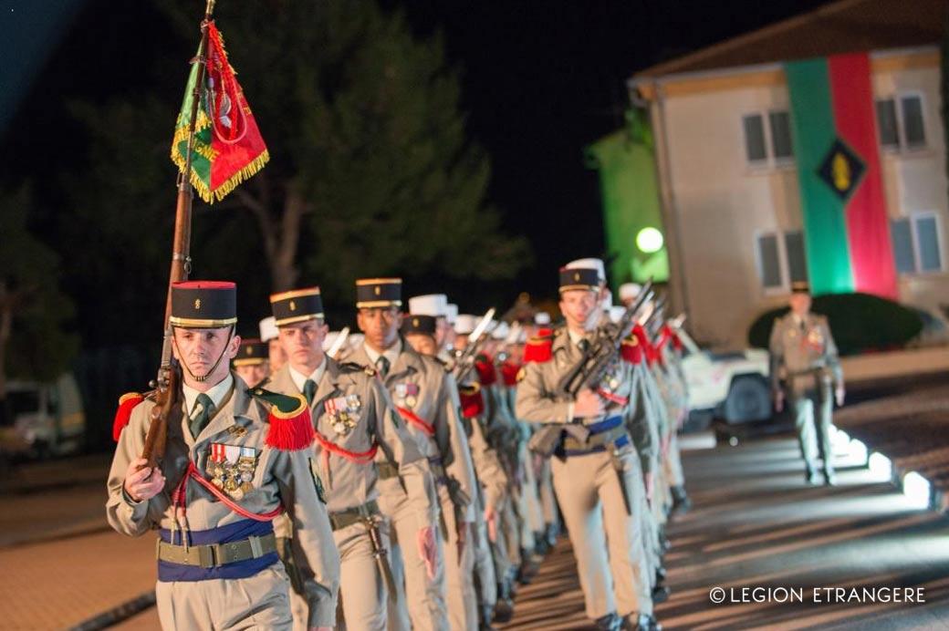 2e REP - 2 REP - Foreign Legion Etrangere - 2015 - Calvi - Corsica