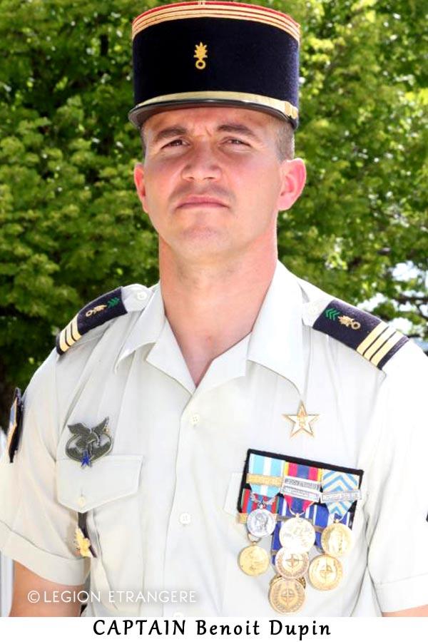 2e REG - 2 REG - Foreign Legion Etrangere - Benoit Dupin - 2010 - Afghanistan