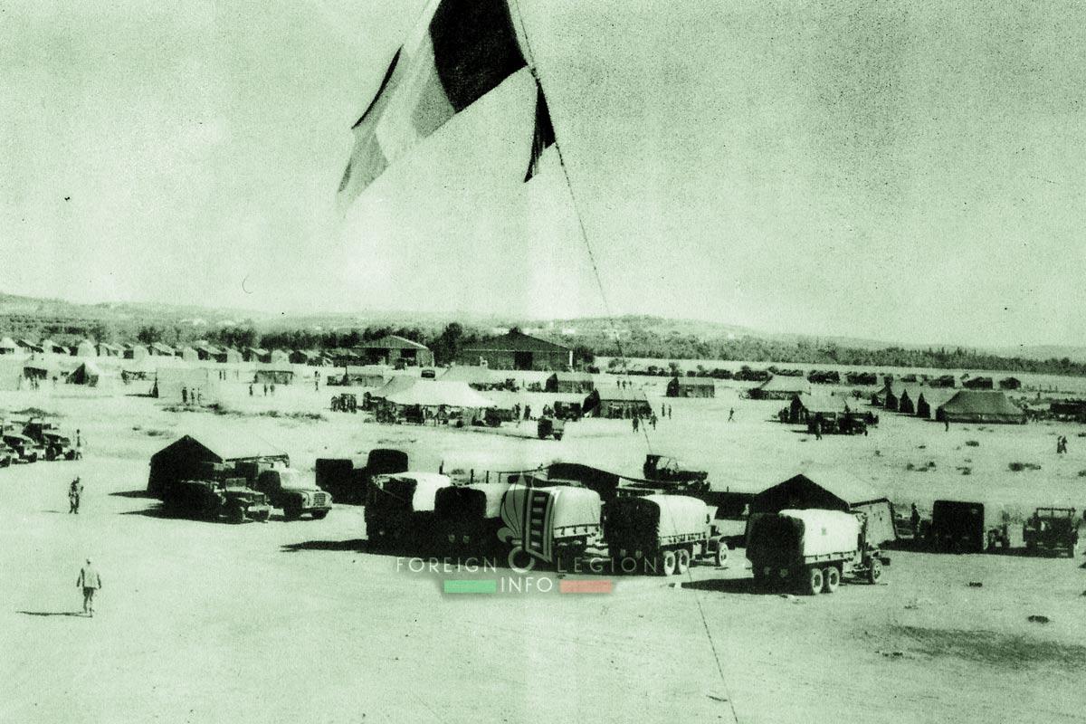 5e REI - 5 REI - 1er REP - 1 REP - Foreign Legion Etrangere - 1958 - Algeria