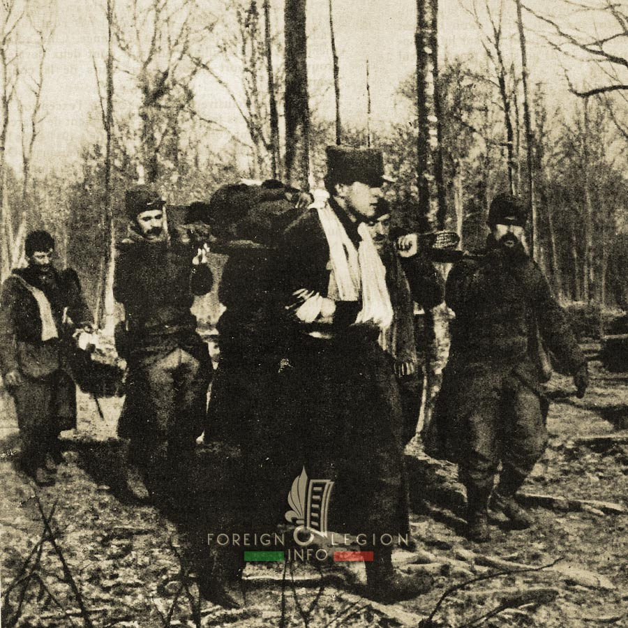 Foreign Legion Etrangere - 1914 - Bruno Garibaldi - Garibaldi Legion