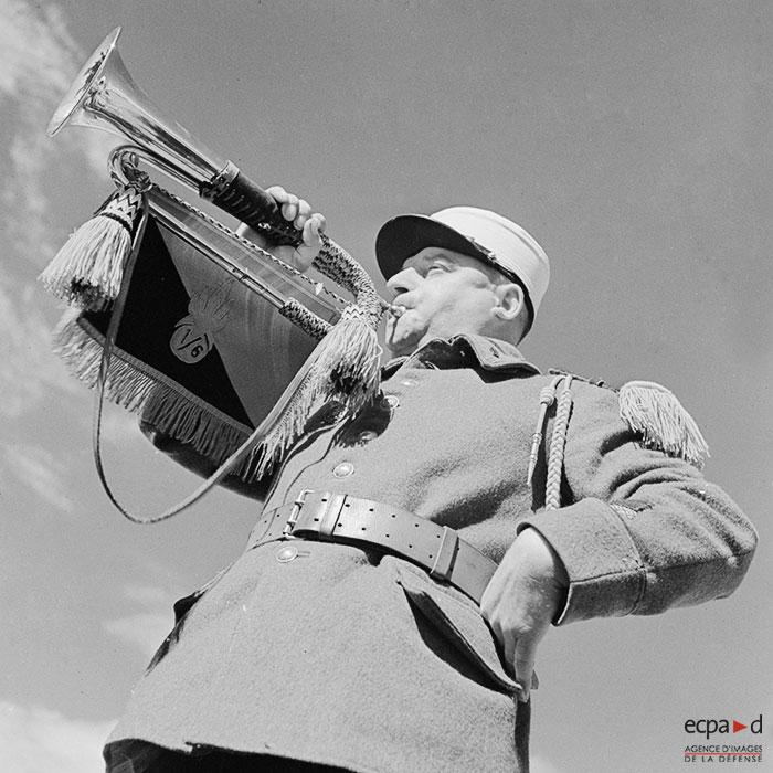 6e REI - 6 REI - Foreign Legion Etrangere - 1940 - Syria