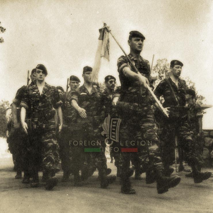 GOLE - Foreign Legion Etrangere - 1976 - Djibouti