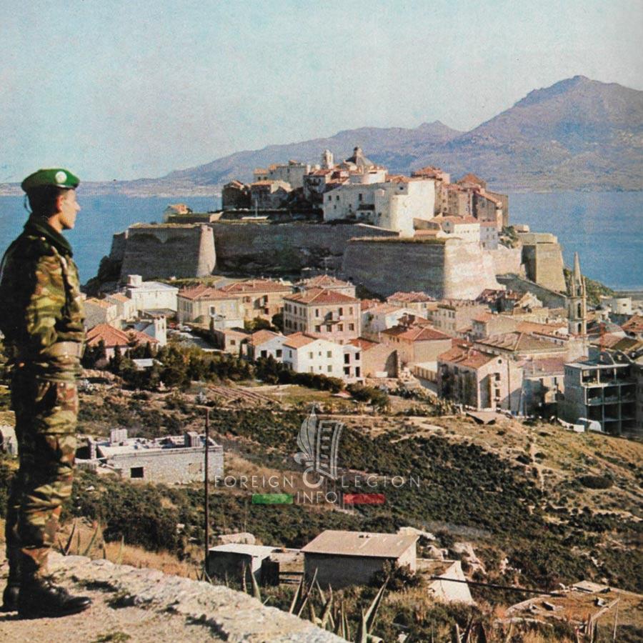 2e REP - 2 REP - Foreign Legion Etrangere - 1965 - Algeria
