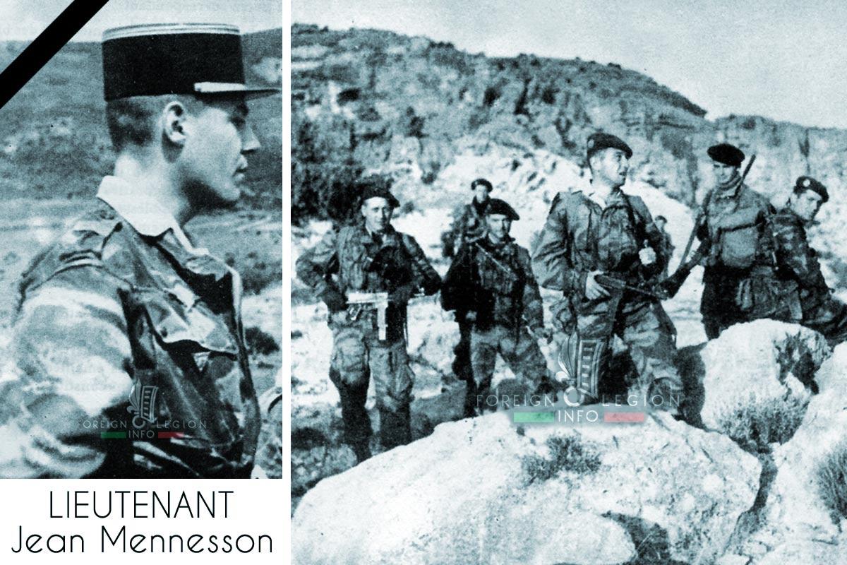2e REP - 2 REP - Foreign Legion Etrangere - 1957 - Jean Mennesson - Algeria