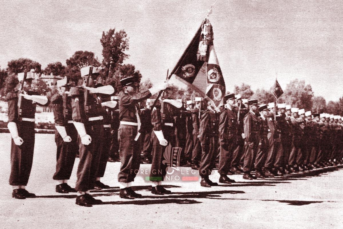 2e REI - 2 REI - Foreign Legion Etrangere - 1962 - Algeria