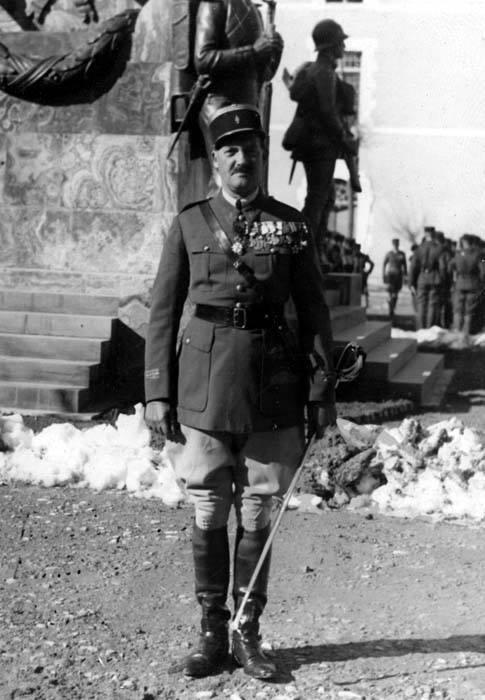 3e REI - 3 REI - Foreign Legion Etrangere - Prince Aage - Morocco