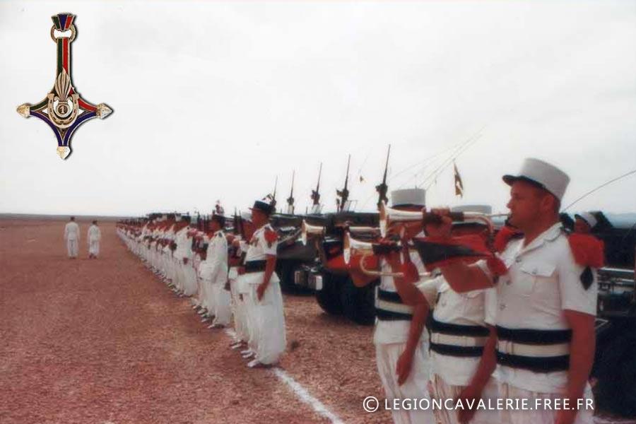 Foreign Legion Etrangere - 1er ESPL - 1 ESPL - 1962 - Algeria
