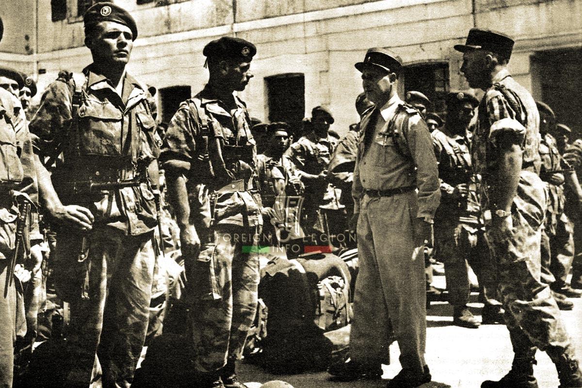 2e REP - 2 REP - 1956 - Philipeville - Algeria
