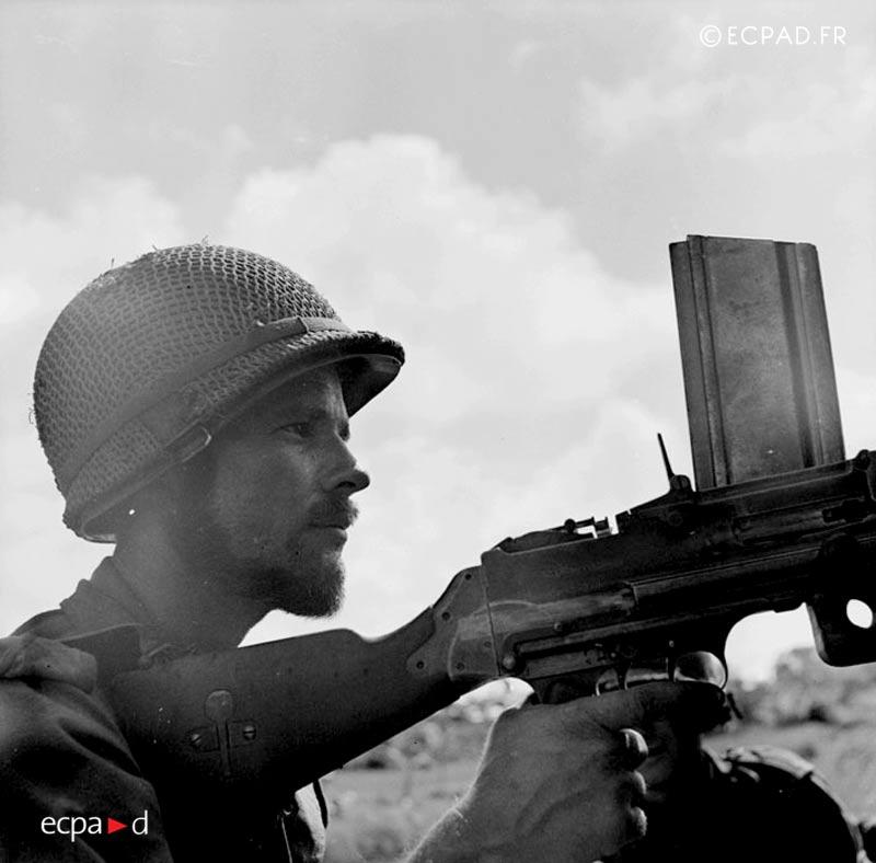 2e REI - 2 REI - Foreign Legion Etrangere - FM 24/29  - 1953 - Indochina