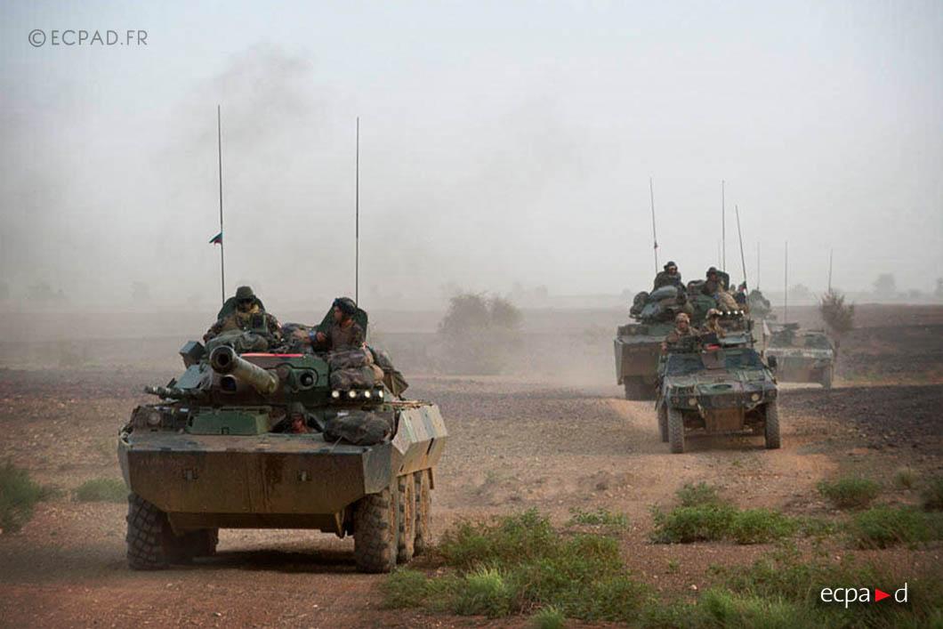 1er REC - 1 REC - Foreign Legion Etrangere - 2013 - Mali