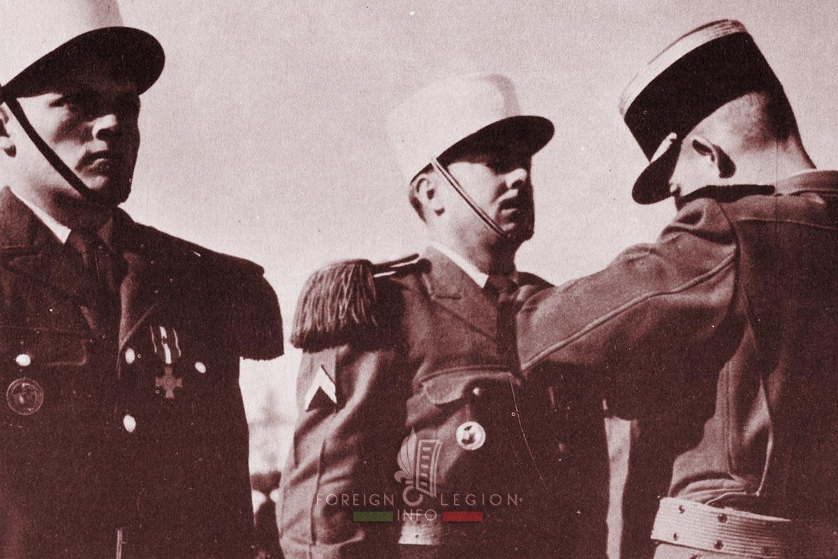 2e REC - 2 REC - Foreign Legion Etrangere - Camerone - 1959 - Algeria