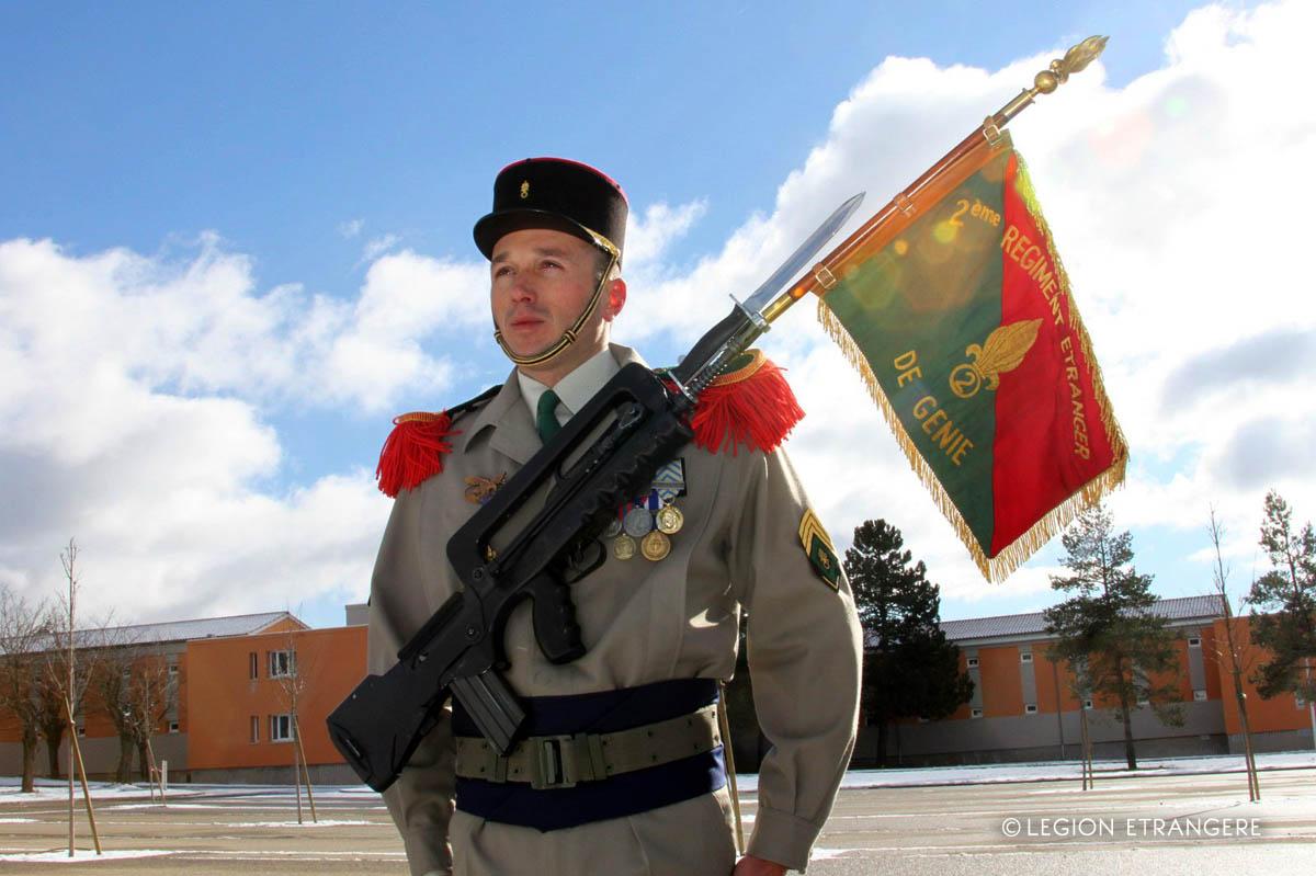 Silven Simeonov - Foreign Legion Etrangere - 2012 - Afghanistan