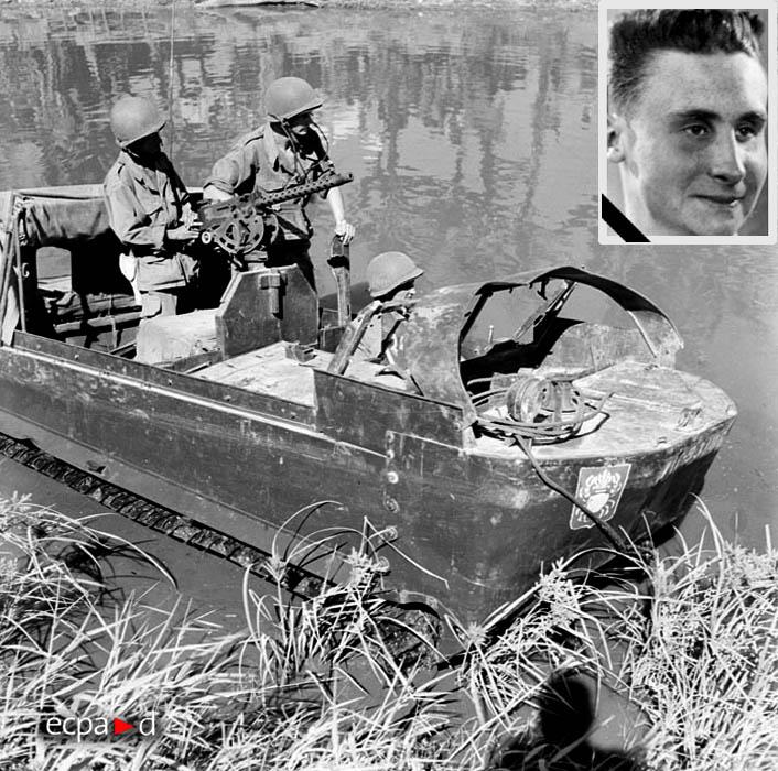 1er REC - 1 REC - Foreign Legion Etrangere - Pierre Bulteaux - Indochina